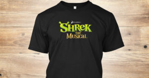 Shrek Apparel