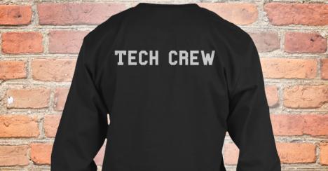 Tech Crew Shirt